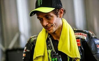 MotoGP: Valentino Rossi Tests Positive For COVID-19