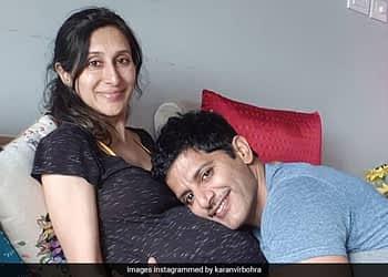 Parents-To-Be Karanvir Bohra And Teejay Sidhu Share A Mushy Pic