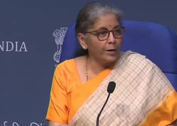 Nirmala Sitharaman Press Conference LIVE Updates: Boost for Employment, Income Tax Relief for Homebuyers as FM Announces 'Aatmanirbhar' Package 3.0