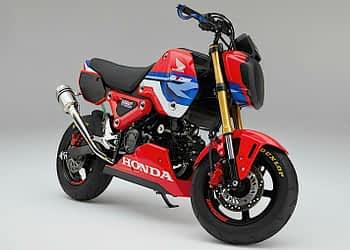 Race-Prepped Honda Grom Announced For 2021