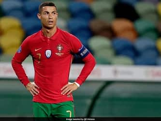 Cristiano Ronaldo Tests Positive For Coronavirus, Says Portuguese Football Association