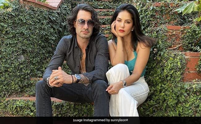Sunny Leone Gifts Daniel Weber The 'Best Husband' Title Because 'Sometimes I'm Impossible To Deal With'