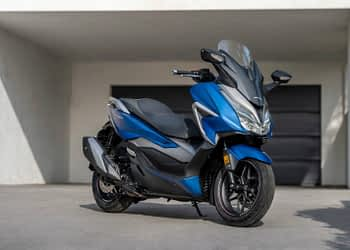 2021 Honda Forza 350 Unveiled; Likely To Be Launched In India Next Year