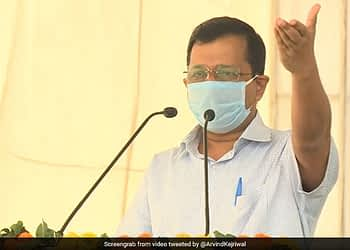 """All Indians Have Right To Free Covid Vaccine"", Says Arvind Kejriwal"