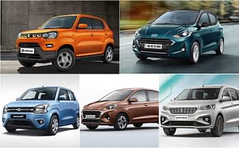 The Top 5 CNG Cars To Buy In 2020