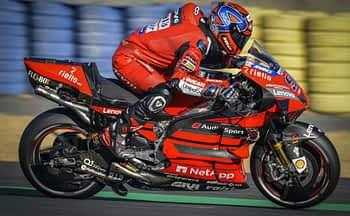 MotoGP: Danilo Petrucci Wins French GP; Alex Marquez Bags First Premier-Class Podium