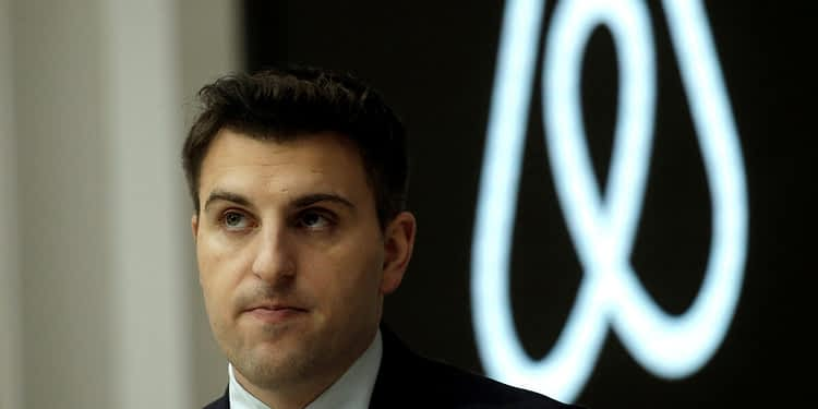 How Airbnb CEO Brian Chesky Succumbed to an IPO He Resisted