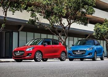 2021 Suzuki Swift Facelift Goes On Sale In The UK