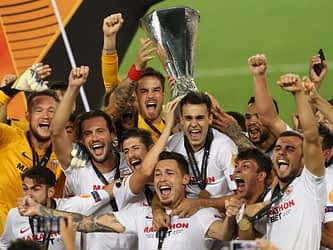 Sevilla Beat Inter Milan In Thrilling Final To Win Their Sixth Europa League Title