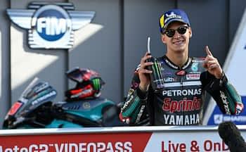 MotoGP: Fabio Quartararo Beats Jack Miller To Pole For French GP At Le Mans