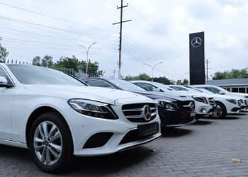 Mercedes-Benz India Delivers 550 Cars During The Festive Season