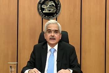 RBI Governor Shaktikanta Das.