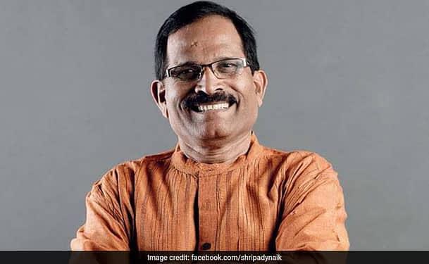AYUSH Minister Shripad Naik Has Covid, Will Be In Home Isolation