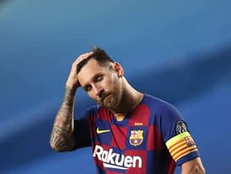 No Exit Talks Between Lionel Messi And Barcelona: Report