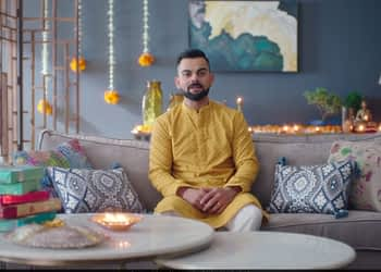 Happy Diwali 2020: Virat Kohli Leads Diwali Wishes, Urges Fans Not To