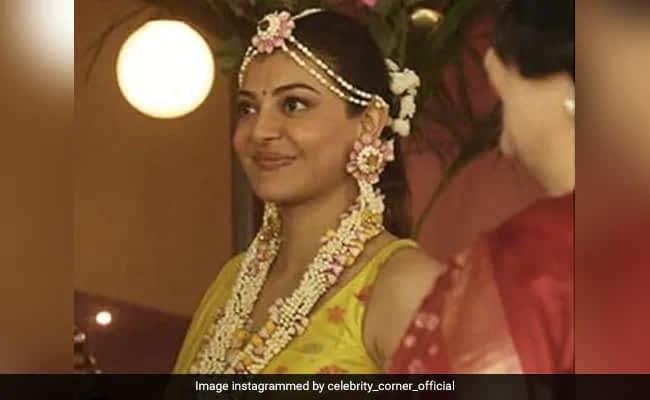 Kajal Aggarwal And Gautam Kitchlu's Wedding Festivities Begin. See Pics