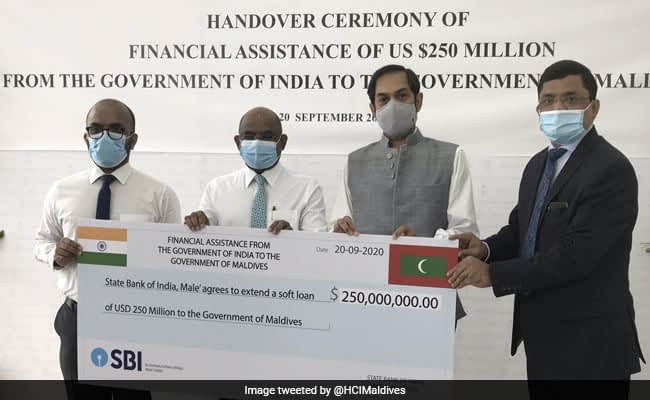 India Gives $250 Million To Covid-19 Hit Maldives