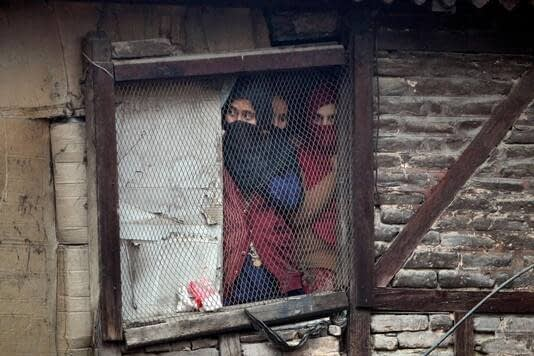 For representation: Kashmiri Muslim women watch a a Muharram procession a day before Ashoura in Srinagar November 3, 2014. Ashoura, which falls on the 10th day of the Islamic month of Muharram, commemorates the death of Imam Hussein, grandson of Prophet Mohammad, who was killed in the seventh century battle of Kerbala. REUTERS/Danish Ismail