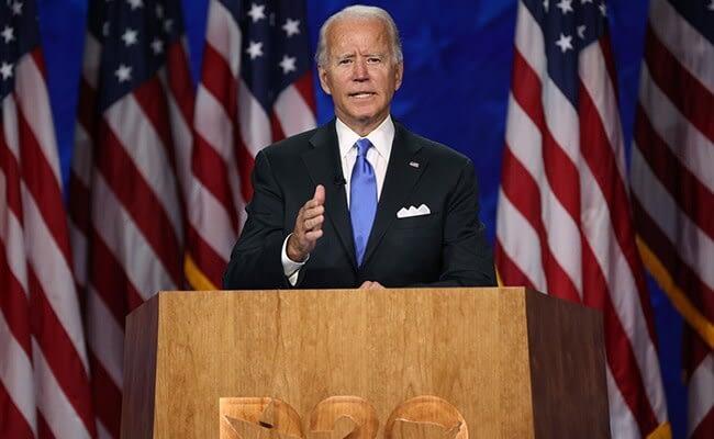 Joe Biden Pledges