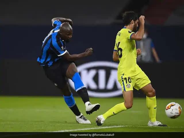 Inter Milans Romelu Lukaku Mocks His Video Game Rating