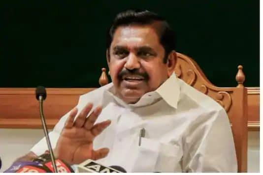File image of Tamil Nadu Chief Minister Edappadi K Palaniswami (PTI Photo)