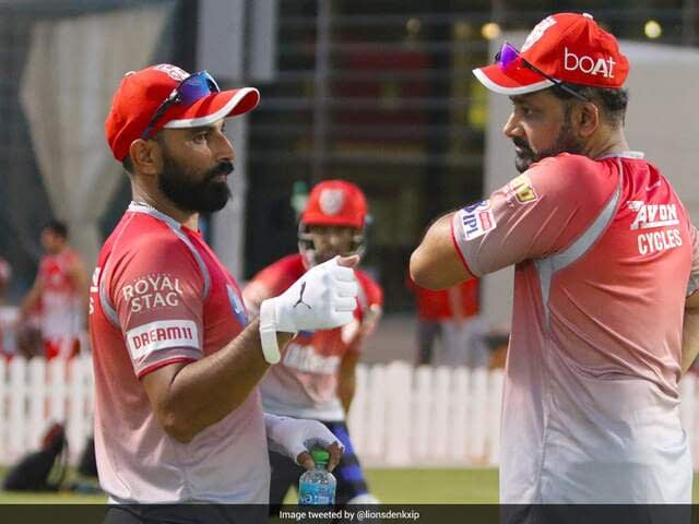 IPL 2020: Kings XI Punjab Coach Anil Kumble Believes Side Is Pretty Positive Despite Defeat Against Delhi Capitals
