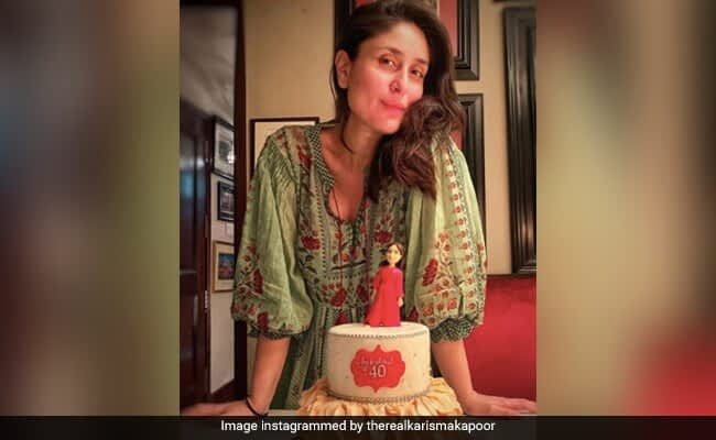 Inside Kareena Kapoor's 40th Birthday Celebrations With The Best Cake Ever