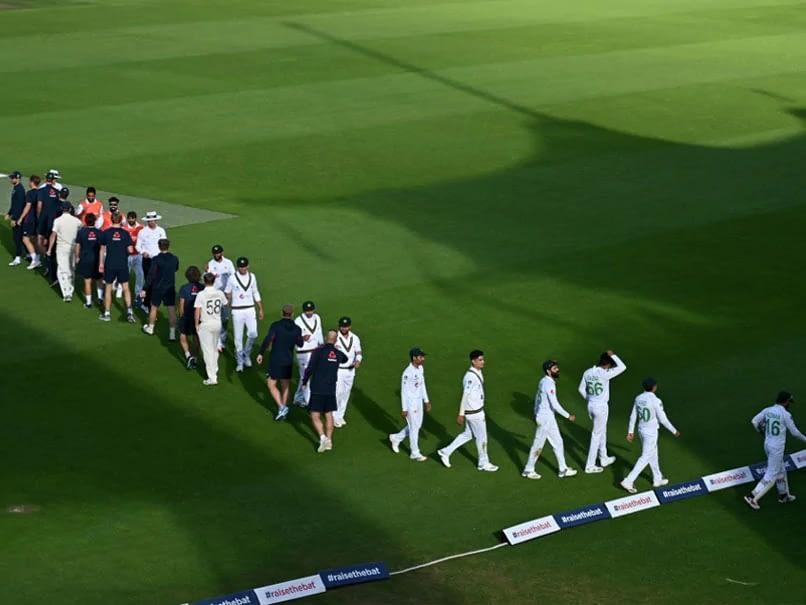 2nd Test: England, Pakistan Draw Rain-Disrupted Match In Southampton