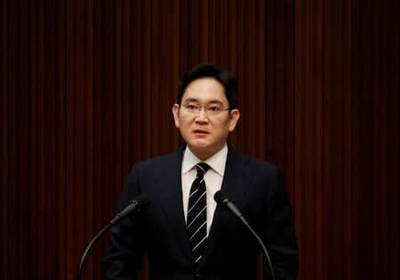Samsung Leader Jay Y. Lee Indicted In South Korea On Allegations Linked To 2015 Merger