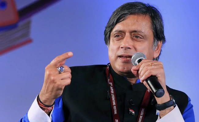 """Not A Single Day..."": Shashi Tharoor On Power Cuts At Lutyen's Delhi Home"