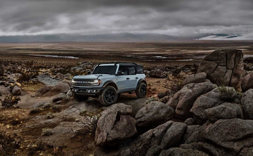 The new Ford Bronco will be launched in America in the fourth quarter of 2020.