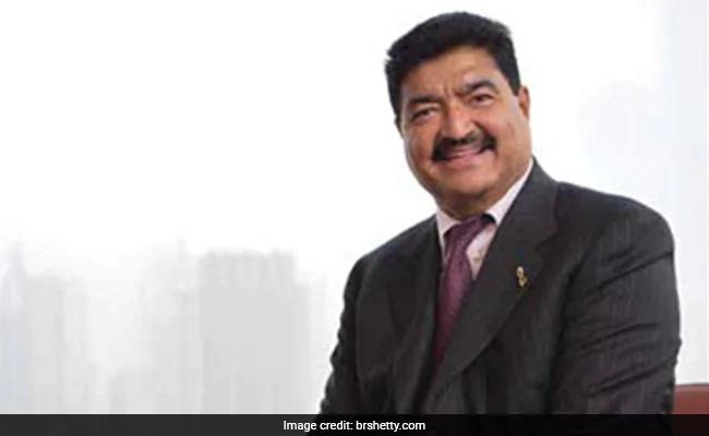 Indian Tycoon BR Shetty Demands CBI Probe In $6 Billion Scandal: Report
