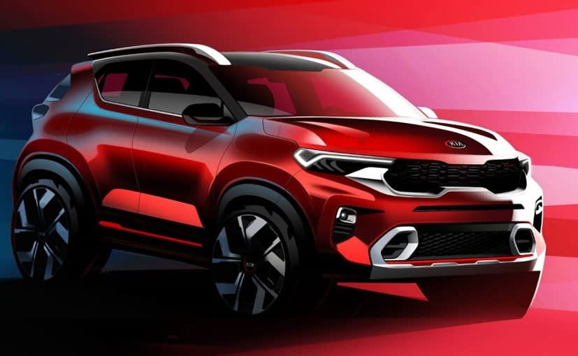 The all-new Kia Sonet is slated to make its global debut in India, on August 7, 2020
