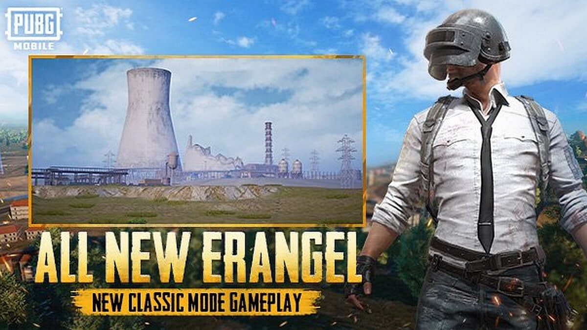 PUBG Mobile Beta Version Gets Erangel 2.0 Map With 1.0 Update