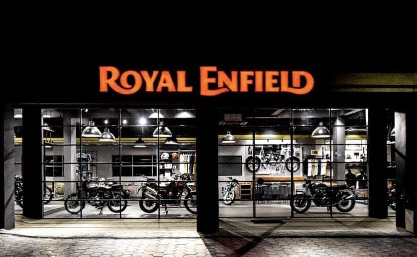 Royal Enfield has witnessed a sales decline of 59 per cent in YTD sales.
